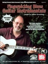 Grossman Stefan - Fingerpicking Blues Guitar Instrumentals - Guitar