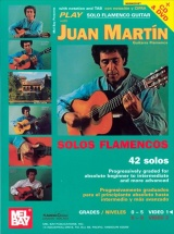 Juan Martin - Solos Flamencos (+ Cd and Dvd)