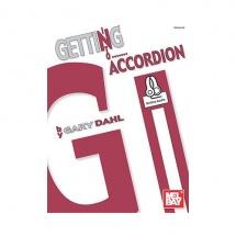 DAHL GARY - GETTING INTO ACCORDION + ONLINE AUDIO - ACCORDION