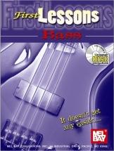 Farmer Jay - First Lessons Bass, Spanish Edition - Bass Guitar