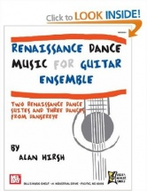 Hirsh Alan - Renaissance Dance Music For Guitar Ensemble - Guitar