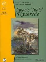 Ignacio Figueredo - Works For Guitar Vol.1
