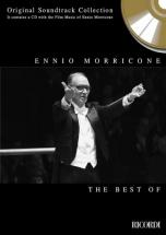 Morricone - The Best Of Vol.1 + Cd - Piano