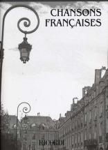 Chansons Francaises - Paroles Et Accords