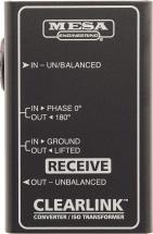Mesa Boogie Traitement Buffers Clearlink Converter