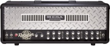 Mesa Boogie Dual Rectifier Chrome Panel