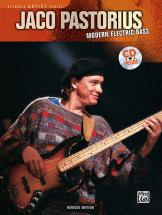 Pastorius Jaco - Modern Electric Bass + Cd - Bass Guitar
