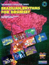 Da Fonseca Duduka - Brazilian Rhythms For Drumset + Cd - Drum