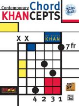 Kahn Steve - Khancepts + 2cd - Guitar