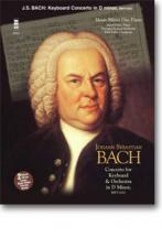 Bach J.s. - Piano Concerto In D Minor + Cd - Piano