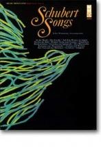 Schubert F. - Lieder For High Voice + Cd Vol.1