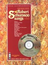 Schumann R. - Songs For High Voice + Cd