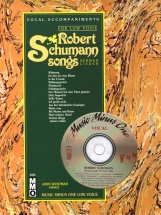 Schumann R. - Songs For Low Voice + Cd