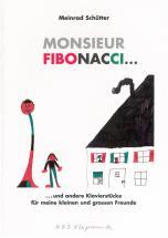 Schutter Meinrad - Monsieur Fibonacci... - Piano
