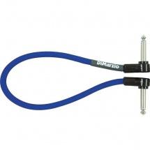 Dimarzio Ep17j12rreb Jumper Cable Jack 30cm Bleu