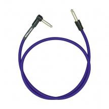 Dimarzio Ep17j36sreb Jumper Cable Jack 90cm Bleu