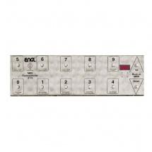 Engl Z-15 Footswitch Midi 10 Switches + 2x Ways  Expression