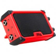Ik Multimedia Irig Nano Amp Portable 3w Red