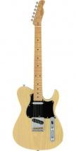 Fgn Guitars Jil-ash-m/owb Iliad J-standard Guitare Electrique Touche Erable Finition Off-white Blonde Avec Houss