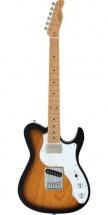 Fgn Guitars Jil-ash-m-hs/2ts Iliad J-standard Guitare Electrique Touche Erable Finition 2-tone Sunburst Avec Hou