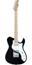 Fgn Guitars Bil-m-hs/bk Iliad Boundary Guitare Electrique Touche Erable Finition Black
