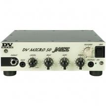 Dv Mark Dv Micro 50 Jazz Guitar Head Amp Jazz 50 W