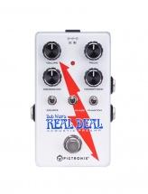 Pigtronix Bob Weir?s Real Deal Pedale De Preampli Pour Guitare Electroacoustique
