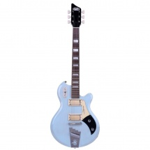Supro 1296ab Silverwood Blue