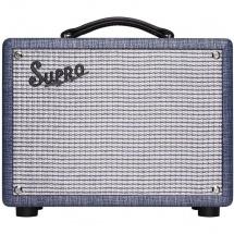 Supro 1605r Reverb Combo 1x8 Serie Legend 5w