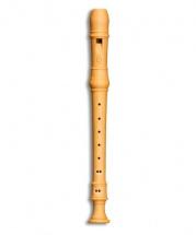 Mollenhauer Flute A Bec Miniature Broche Buis Castello