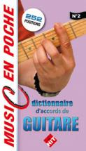 Music En Poche - Dictionnaire D'accords Pour Guitare