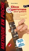Morlot R. - Music En Poche N°52 - Dico De Gammes Pour Guitare