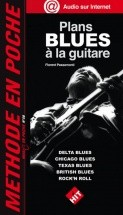 Music En Poche - Passamonti F. - Plans Blues A La Guitare