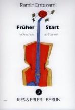 Entezami Ramin - Fruher Start (violinschule) - Violon