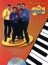 Play Piano With...the Wiggles Cd - Pvg
