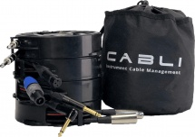 Singular Sound Enrouleur De Cable Cabli X5 + Bag