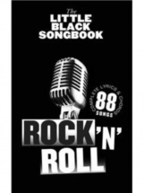Little Black Songbook - Rock