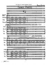 Philip Glass - Facades - Score