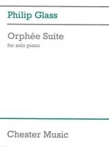 Glass Philip - Orphee Suite - Piano Solo