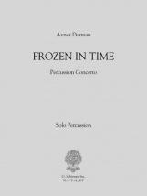 Dornam Avner - Frozen In Time - Solo Part (percussion)