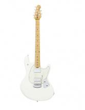 Music Man Stingray Guitare Ivory White + Etui
