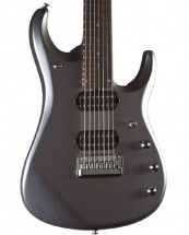 Music Man John Petrucci Jp13 Platinum Silver