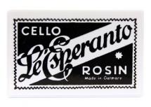 Geipel Violoncelle Le Esperanto