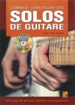 Daniel Pox Pochon - Comment Construire Des Solos De Guitare