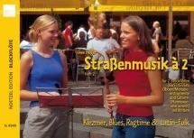 Heger Uwe - Strassemusik A 2 Vol.2 - Flutes A Bec