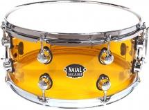 Natal S-ac-s465-on1 Arcadia Acrylic - Transparent Orange - 14 X 6,5