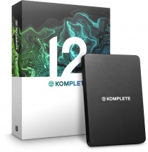 Native Instruments Komplete 12 Upd