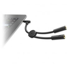 Native Instruments Native Instrument Traktor Dj Cable, 2 Sorties Jack Mono  3,5 Pour Iphone/ipad