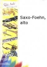 Naulais J. - Saxo-foehn, Alto