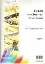 Naulais J. - Tapas Nocturnes, Alto